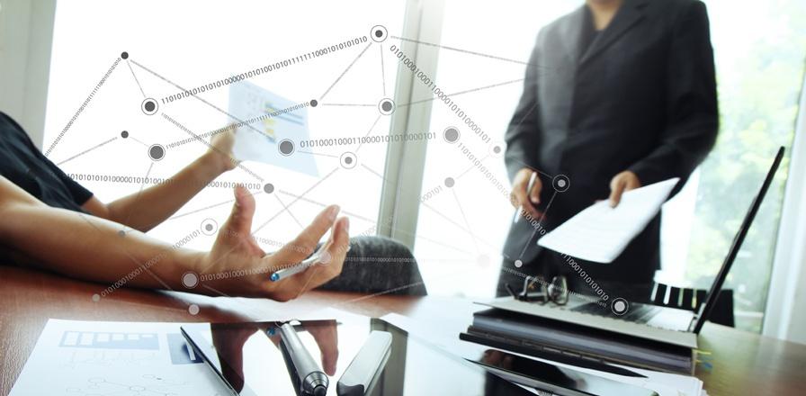 kollegaers-dialog-med-koblinger-i-lag-over