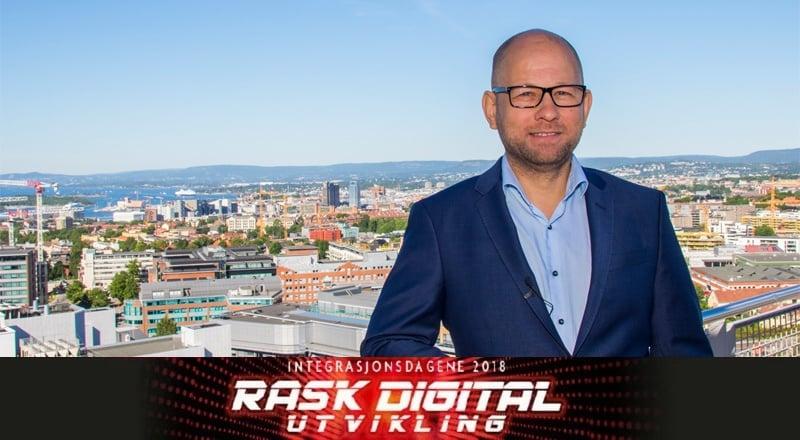 Opplev Michael Engström på Integrasjonsdagene 2018_tag