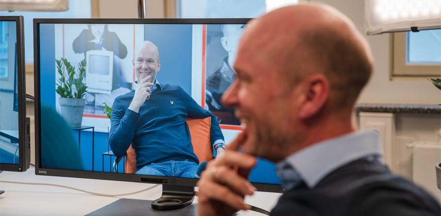 Rolf Albretsen om digital tjenesteplattform
